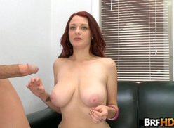 Jessica Rabbit first porn casting part 1